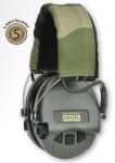 MSA Supreme Pro X / Digital schwarz, Kopfband Leder schwarz