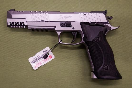 SIG Sauer X-SIX Skeleton Kaliber .45Auto - MADE IN GERMANY