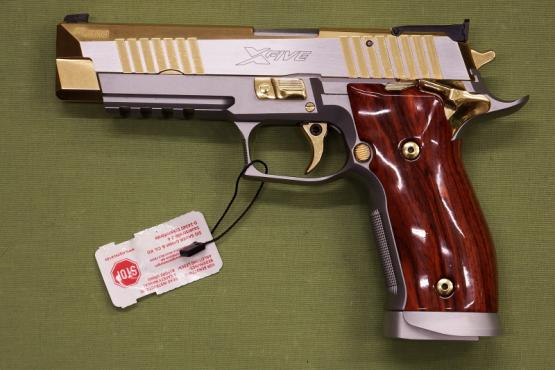 SIG Sauer P226 X-Five Violine 9mmLuger - MADE IN GERMANY