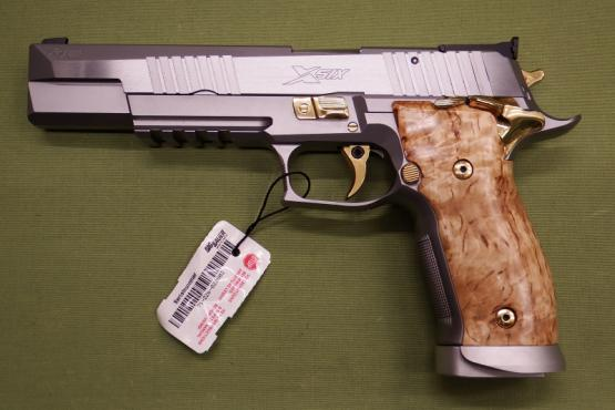 SIG Sauer P226 X-SIX Scandic - 9mmLuger - MADE IN GERMANY