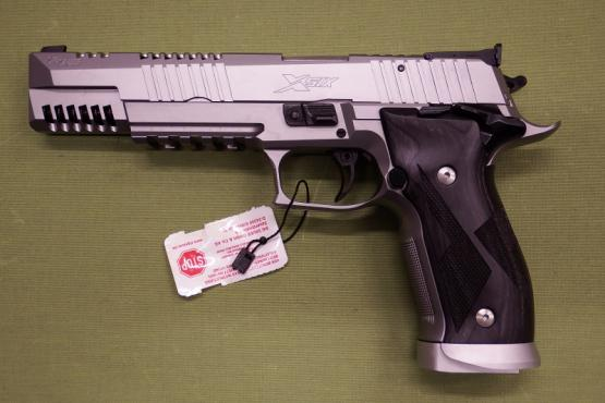 SIG Sauer P226 X-Six Skeleton - Kaliber 9mmLuger - MADE IN GERMANY