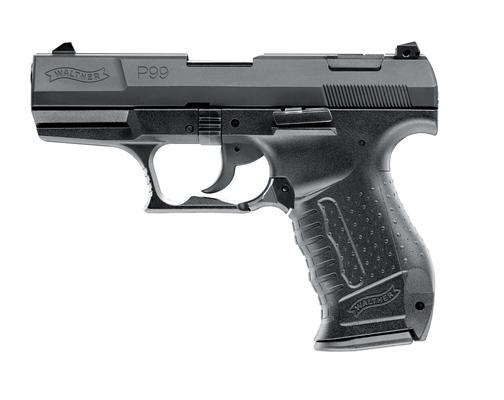 Walther P99 SV Black 9mm P.A.K. Schreckschuss