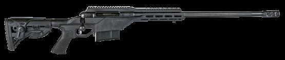 "Savage Arms Stealth Rifle LA 5RD DM 24"" MG5/8, Muzzlebreak, .338LapuaMag Repetierbüchse"