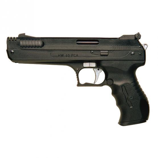 Weihrauch HW 40 PCA 4,5 mm Luftpistole