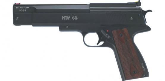 Weihrauch HW 45 4,5mm