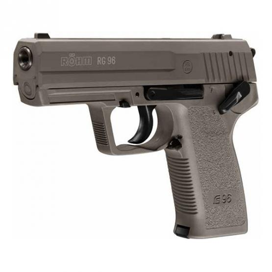 Röhm RG96 Icon Grey 9mm PA