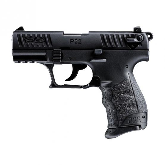 Walther P22Q 9mm P.A.K.