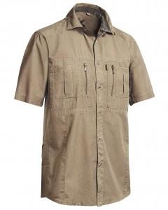 Chevalier Gobi Safari Shirt Short Sleeve