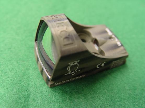 Docter Sight Rotpunktvisier C 3,5 camo