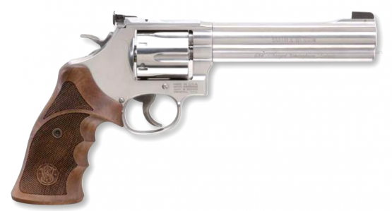 Smith & Wesson Mod. 686 Target Champion Deluxe Kaliber .357 Magnum
