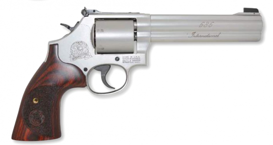 Smith & Wesson Mod. 686 International Revolver / .357Magnum