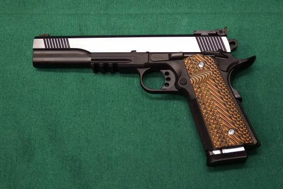 CLUB 30 Pistole Mod. 1911 6.0 9mm Luger mit Picatinny Schiene