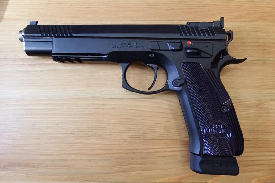 "CZ 75 PRO TUNING Sport II TAIPAN 6"" Kaliber 9mm Luger"