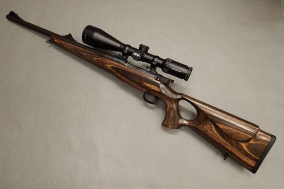 Mauser M12 Max / Kaliber .308 Win. / mit Zielfernrohr Delta Optical Titanium HD 2,5-15x56