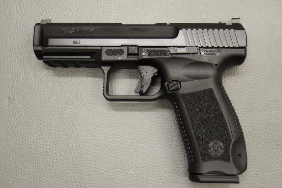 Canik TP9 SF SAO Kaliber 9mm Luger