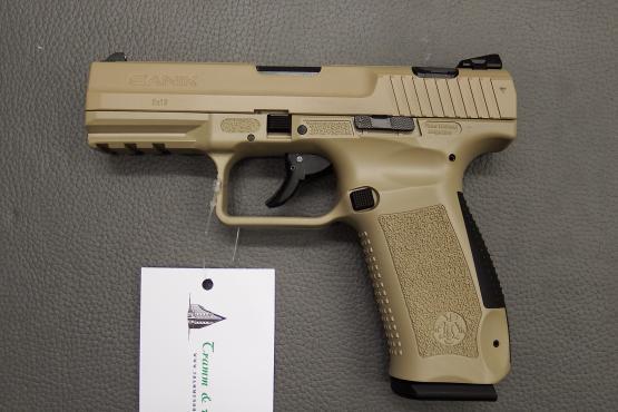 Canik TP9 V2 Desert DA/SA Kaliber 9mm Luger
