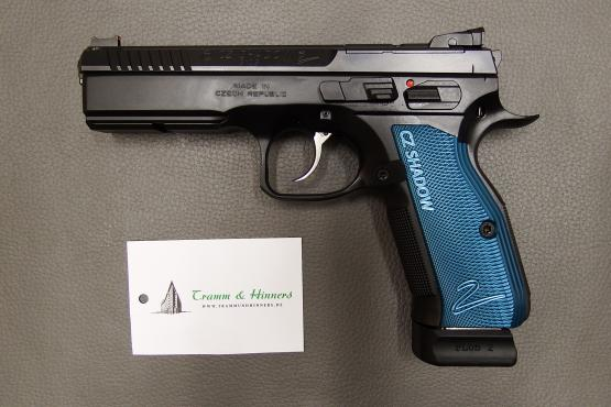 CZ Shadow 2 Optics Ready 9mmLuger