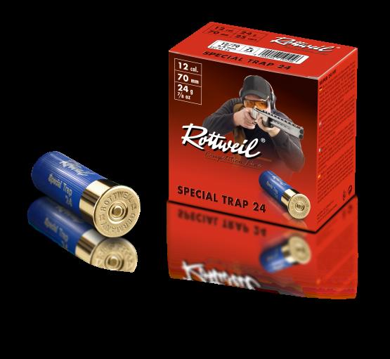 Rottweil 12/70 Special Trap 24 24g - 250 Schuss für 58€!