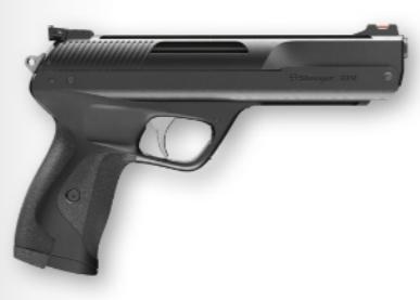 Stoeger XP4 Tactical Black Kaliber 4,5 mm Diabolo Luftpistole