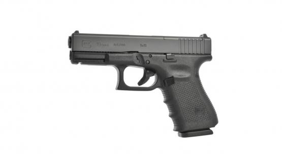 Glock 19 Gen4 MOS Pistole