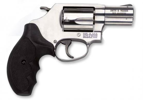 "Smith & Wesson Mod. 60, .357 Magnum 2 1/8"" Chief Special Revolver"