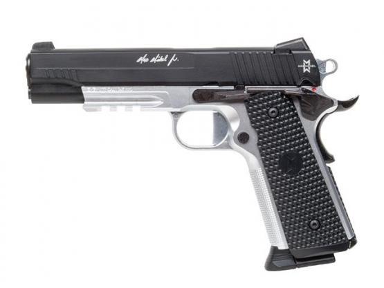 SIG Sauer 1911 Max Michel Vollmetall 4,5mmBB Luftpistole