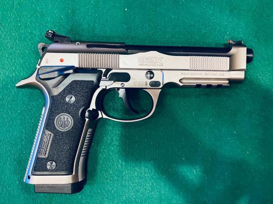 Pistole Beretta 92X Performance 9mmLuger