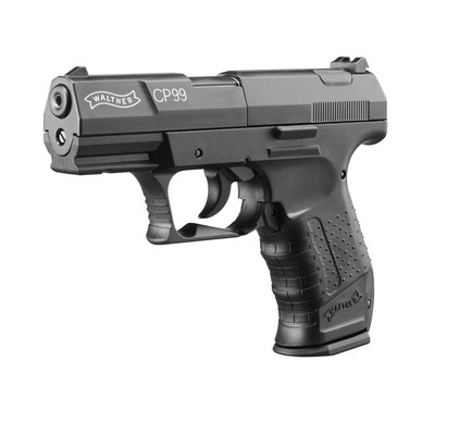Walther CP99 4,5mm (.177) black