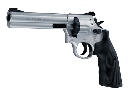 "Smith & Wesson Mod. 686-6"" 4,5mm Co2"