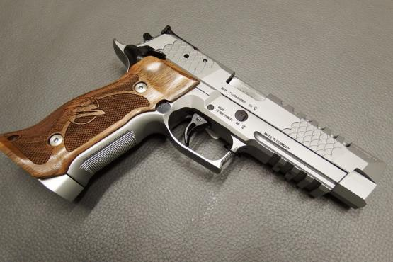 SIG Sauer P226 Club 30 X-Five Stainless 9mm Luger Pistole