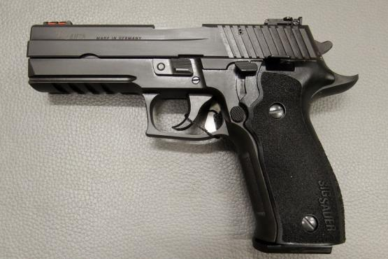 SIG Sauer P226 LDC II Made in Germany 9mm Luger