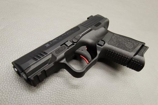 Canik TP9 Elite Subcompact Kaliber 9mm Luger Pistole