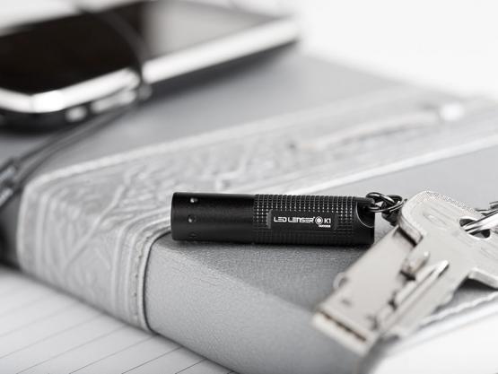LED Lenser K1 Keyring Series