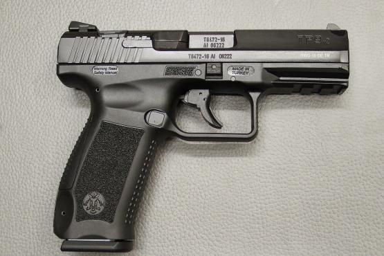 Canik TP9 V2 Black DA/SA Kaliber 9mm Luger