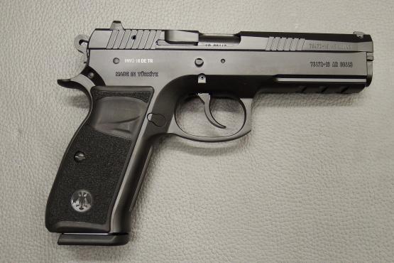 Canik P120 Black Kaliber 9mm Luger