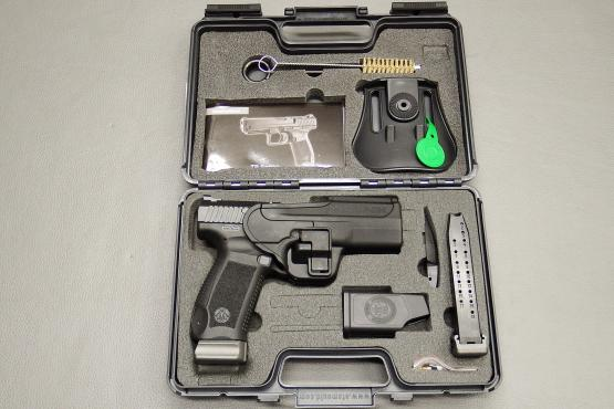 Canik TP9 SF SAO High Capacity Kaliber 9mm Luger