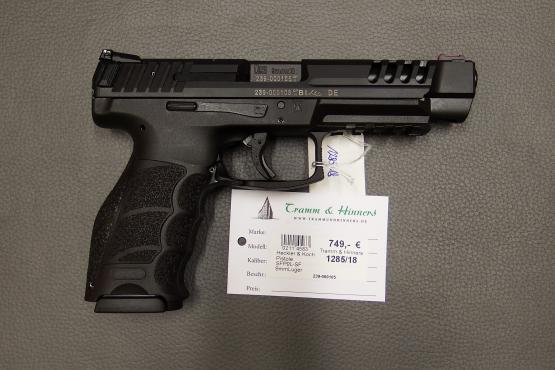 Heckler & Koch SFP9L-SF 9mmLuger