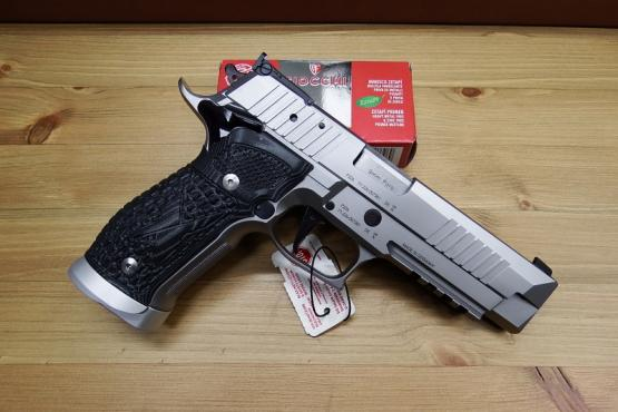 Pistole SIG Sauer X Five Supermatch 9x19