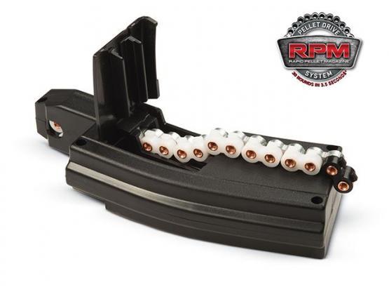 SIG Sauer MCX schwarz cal. 4,5mm (.177) mit Zielfernrohr