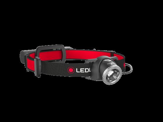 LED Lenser H8R Stirnlampe - inklusive Powerbank!