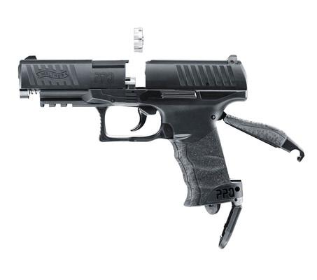 Walther Luftpistole PPQ 4,5mm (.177) schwarz