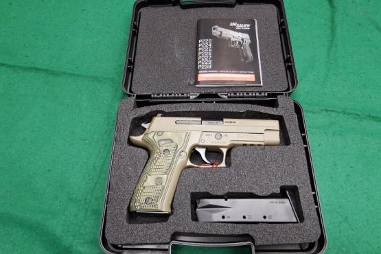 SIG Sauer P226 Scorpion Elite 9mm Luger