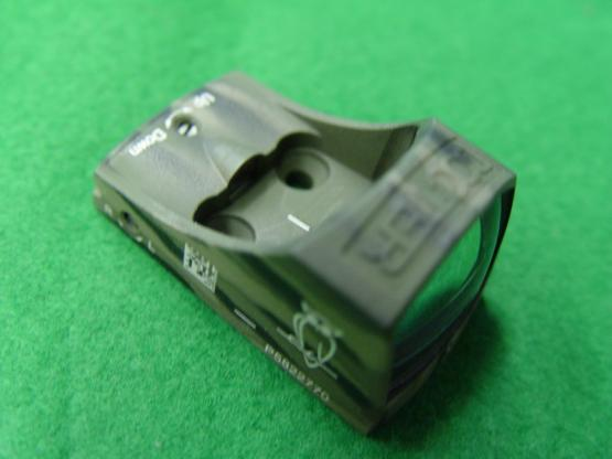 Docter Sight Rotpunktvisier C 3,5 camo
