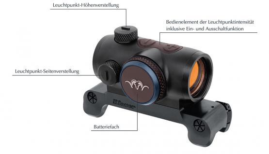 Blaser RD17 Leuchtpunktvisier