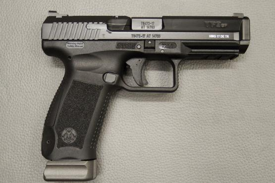 Canik TP9 SF SAO High Capacity Kaliber 9mm Luger Pistole