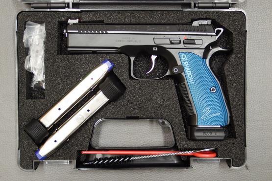CZ 75 Shadow 2 9mmLuger