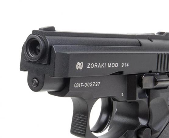 Zoraki Mod. 914 schwarz 9mm P.A.K.