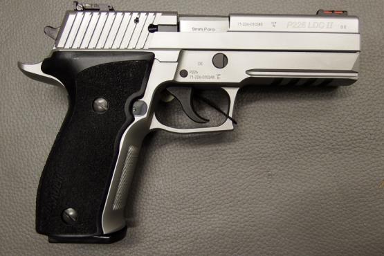 SIG Sauer P226 LDC II SA/DA SRT Silber 9mm Luger