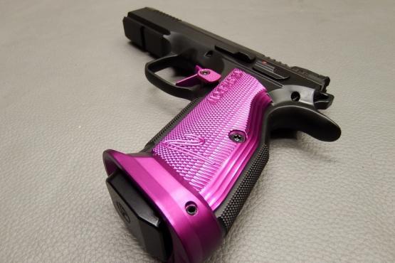 CZ 75 Shadow 2 PURPLE SAO Kaliber 9mm Luger