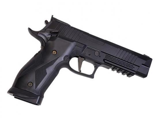 SIG Sauer X-Five 4,5mm Blow Back schwarz